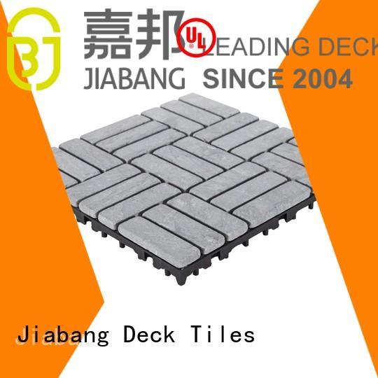 interlocking polished travertine tile high-quality for playground