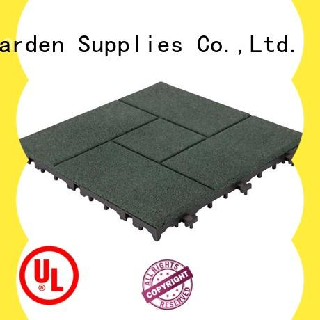 professional gym tiles composite light weight for wholesale
