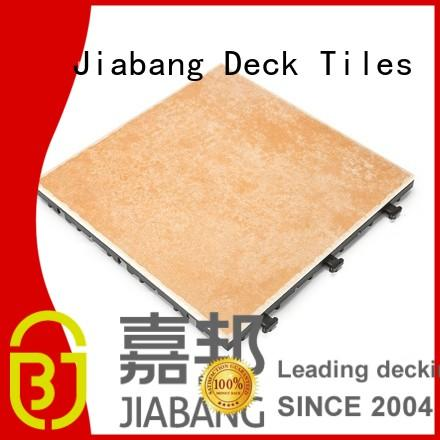 outdoor non frost proof tiles ceramic JIABANG
