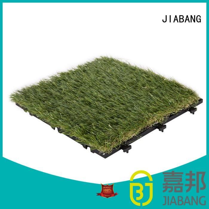 JIABANG outdoor patio tiles over grass easy installation for garden