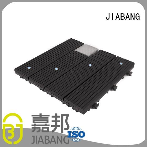 Quality JIABANG Brand deck balcony deck tiles