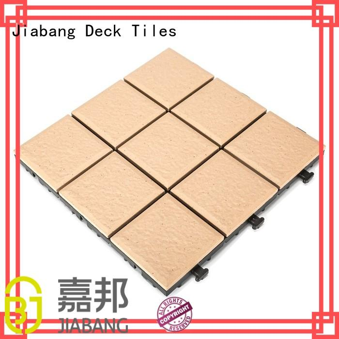 JIABANG flooring porcelain deck tiles free delivery at discount