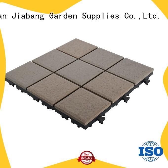 JIABANG flooring porcelain tile manufacturers for patio decoration