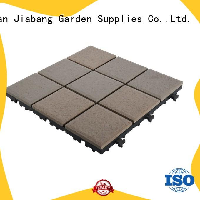 JIABANG flooring porcelain tile manufacturers for patio decoration