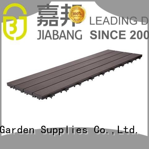 Hot outdoor metal look tile dark JIABANG Brand