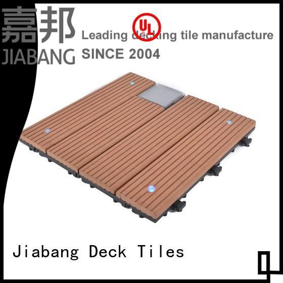 wpc snap together deck tiles home JIABANG