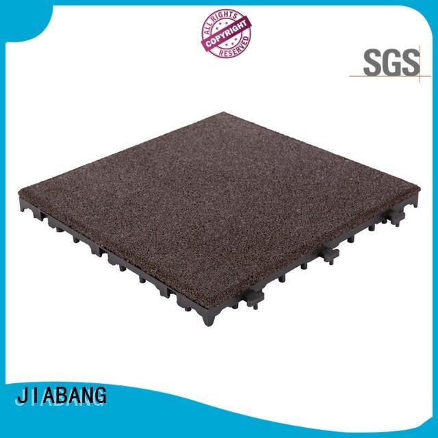 JIABANG composite interlocking rubber mats cheap for wholesale