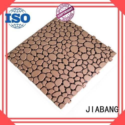 decorative plastic floor tiles outdoor flooring top-selling
