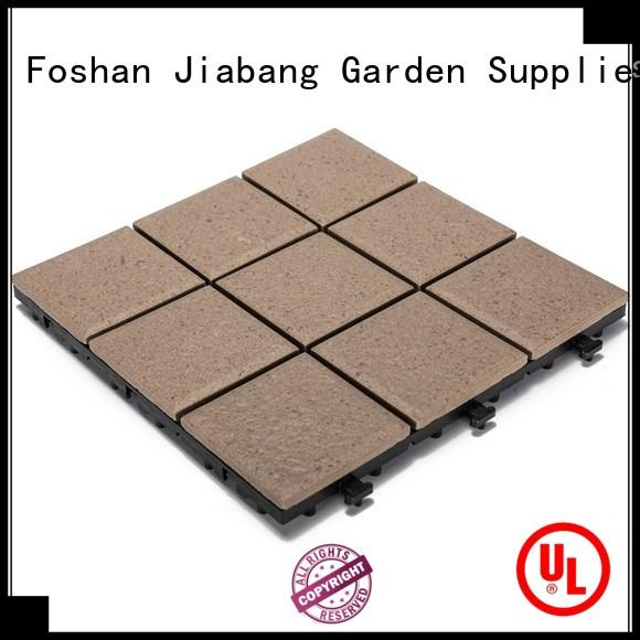 OEM porcelain tile for outdoor patio custom size gazebo construction