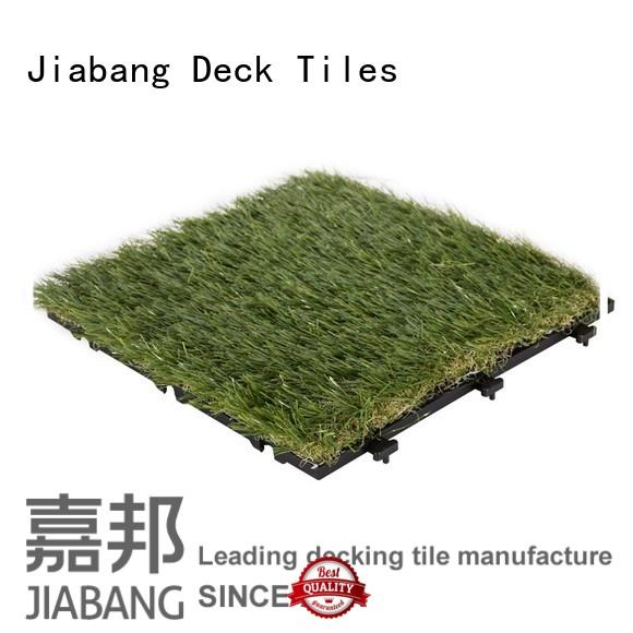 grass carpet squares for garden JIABANG