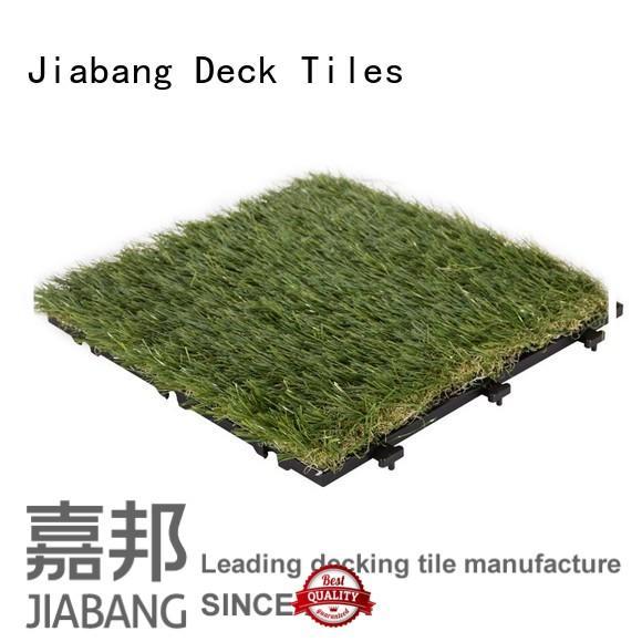 grass carpet squares for garden JIABANG