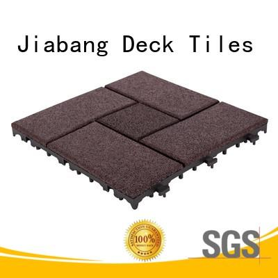 JIABANG highly-rated rubber gym flooring tiles low-cost house decoration