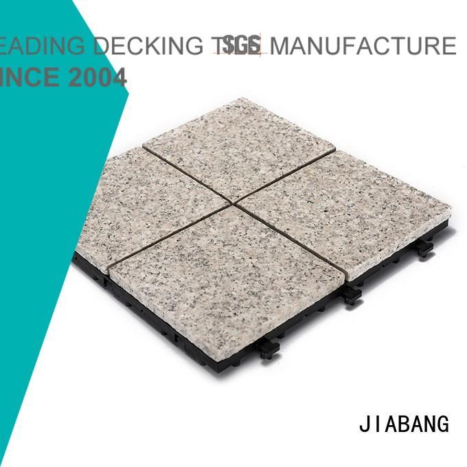 JIABANG durable granite flooring outdoor at discount for wholesale