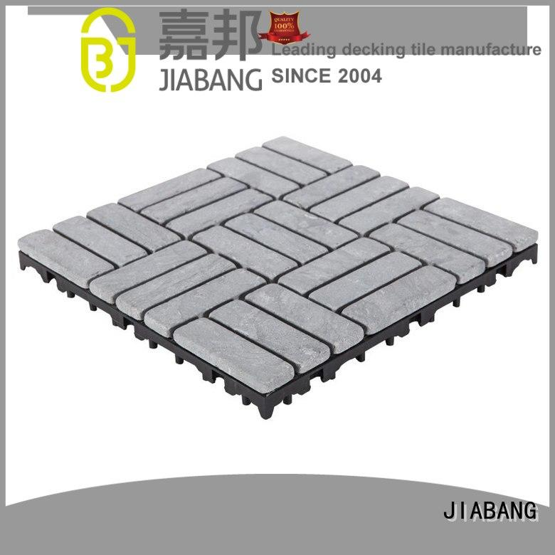 interlocking travertine wall tiles diy at discount for playground