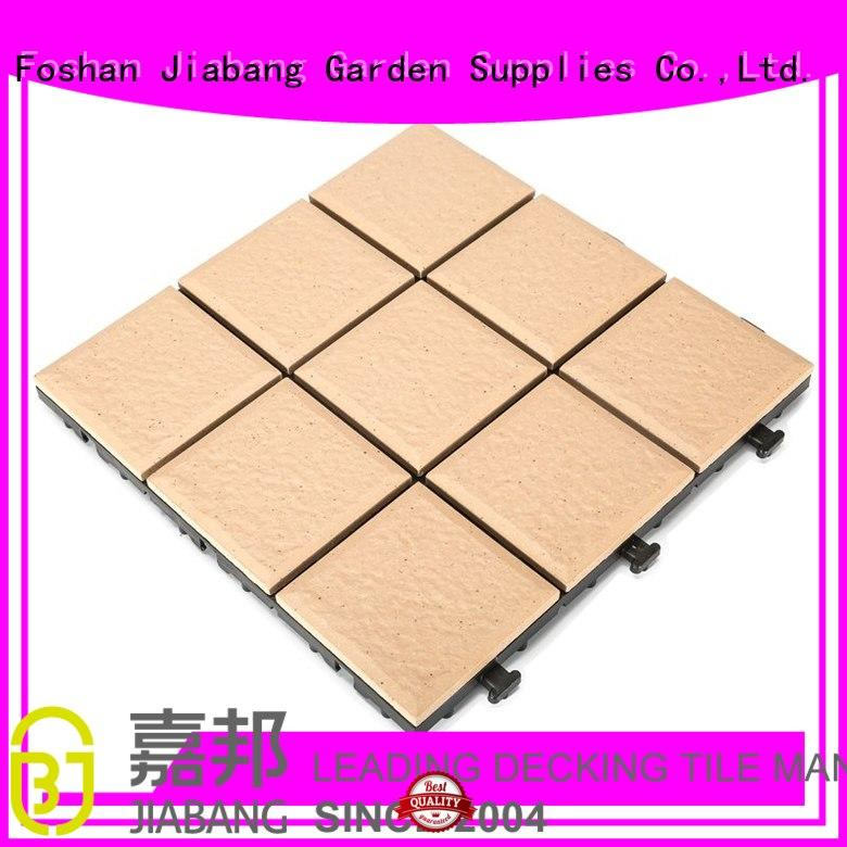 JIABANG flooring external ceramic tiles for patio decoration