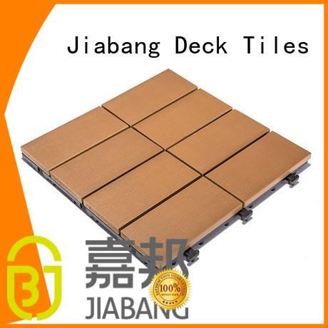 JIABANG light-weight plastic garden tiles high-quality garden path