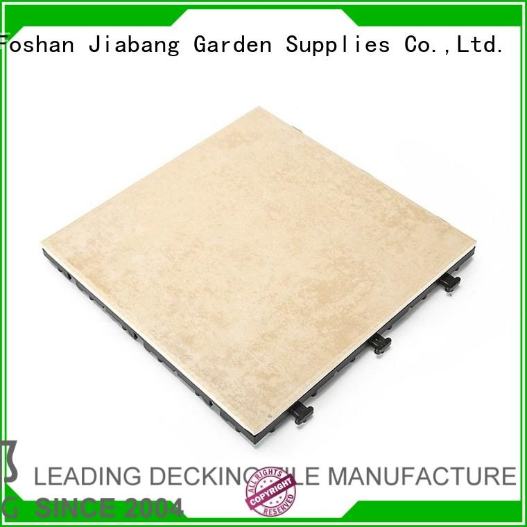 JIABANG anti-sliding outdoor frost proof floor tiles top quality building material
