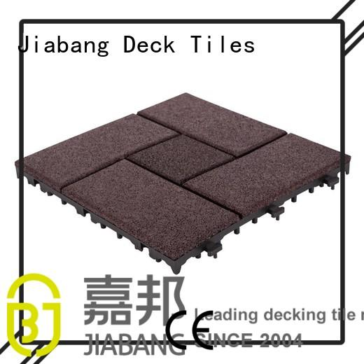 JIABANG composite interlocking rubber gym mats low-cost at discount