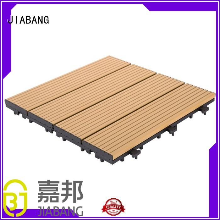 JIABANG aluminum deck board popular for wholesale