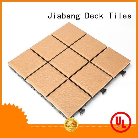 outdoor porcelain tile deck floor JJ01