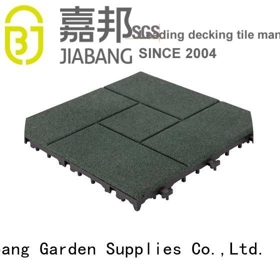JIABANG hot-sale rubber gym tiles flooring at discount
