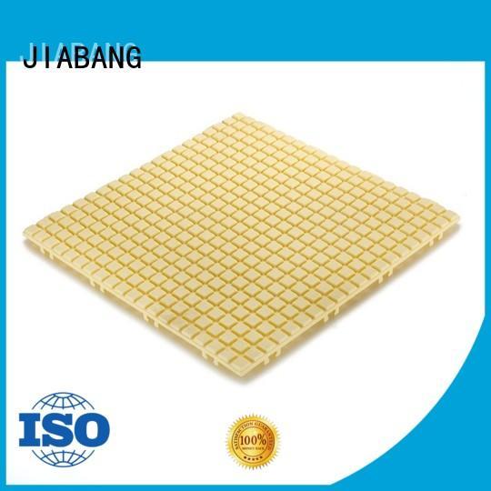 JIABANG hot-sale plastic garden tiles non-slip for wholesale