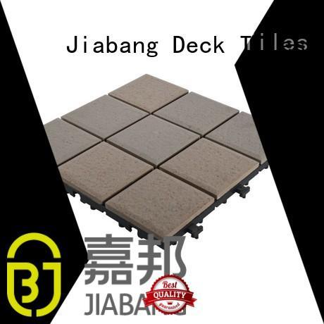 JIABANG ODM porcelain patio tiles cheap price gazebo construction