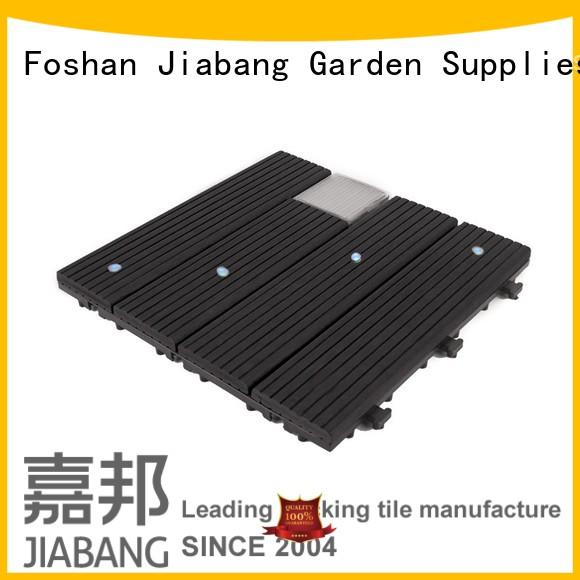 JIABANG hot-sale balcony deck tiles highly-rated ground