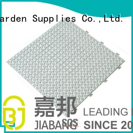 wood plastic composite tiles top-selling kitchen flooring JIABANG