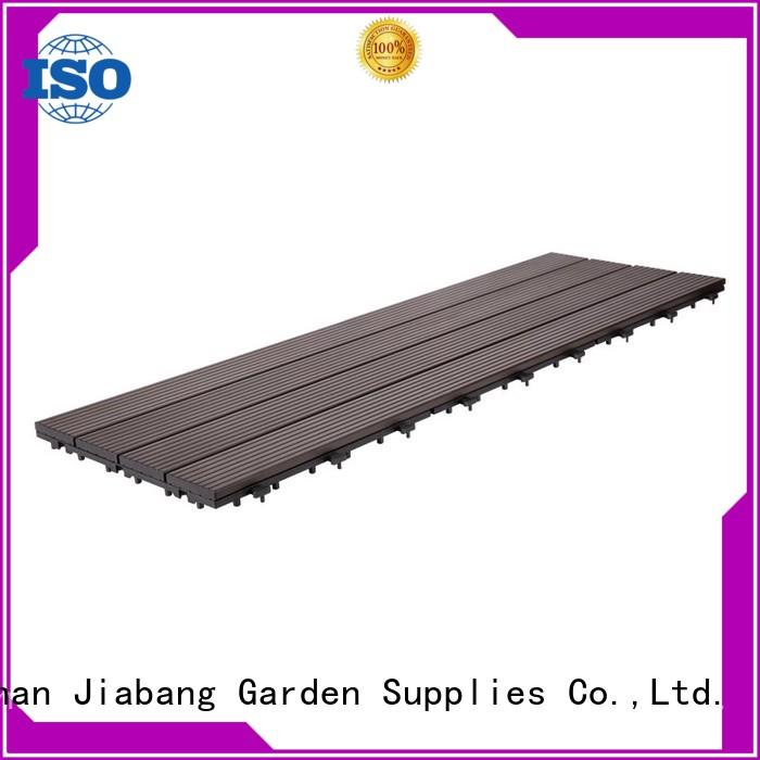 JIABANG metal aluminum deck board popular at discount