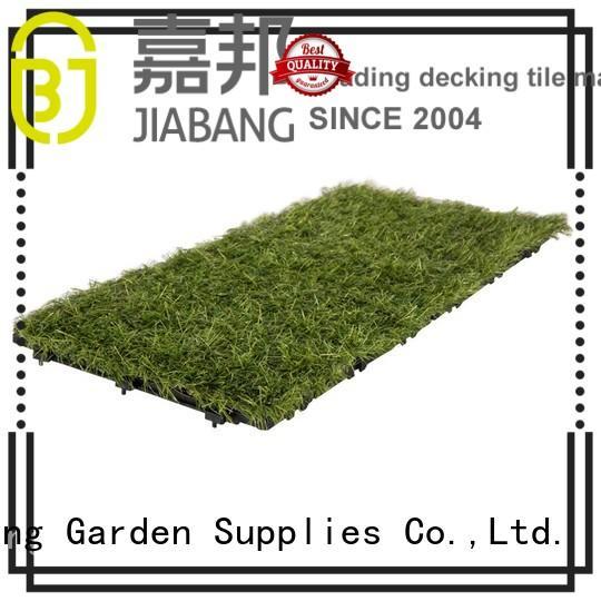 JIABANG landscape grass tiles at discount garden decoration