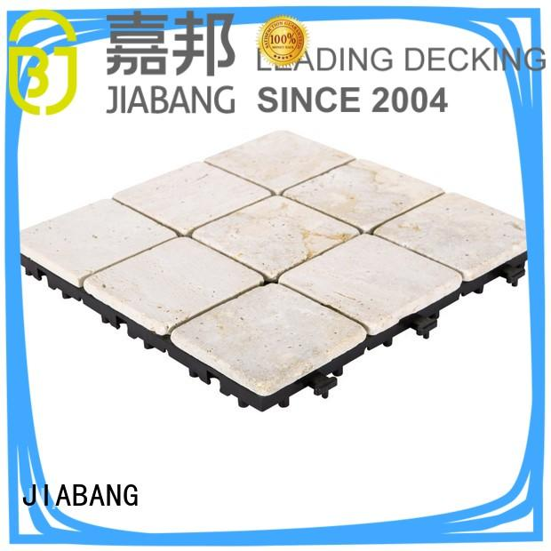 JIABANG hot-sale travertine tile pool deck diy for garden decoration