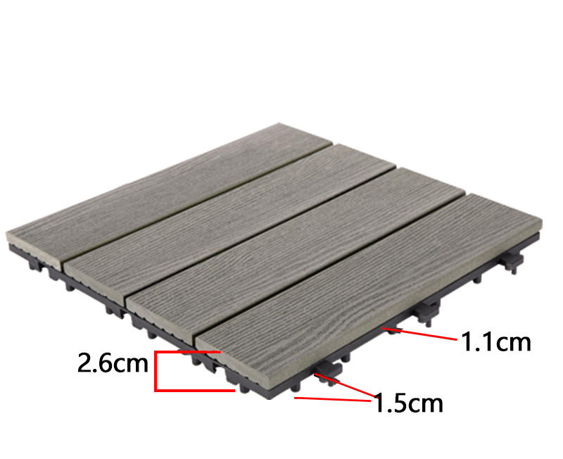 JIABANG light-weight composite patio tiles at discount top brand-3