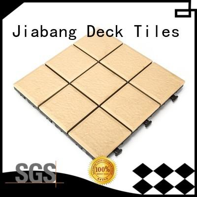 ODM ceramic patio tiles exhibition free delivery for patio decoration