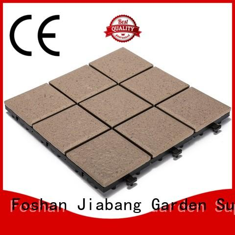 ODM porcelain tile for outdoor patio flooring free delivery gazebo construction