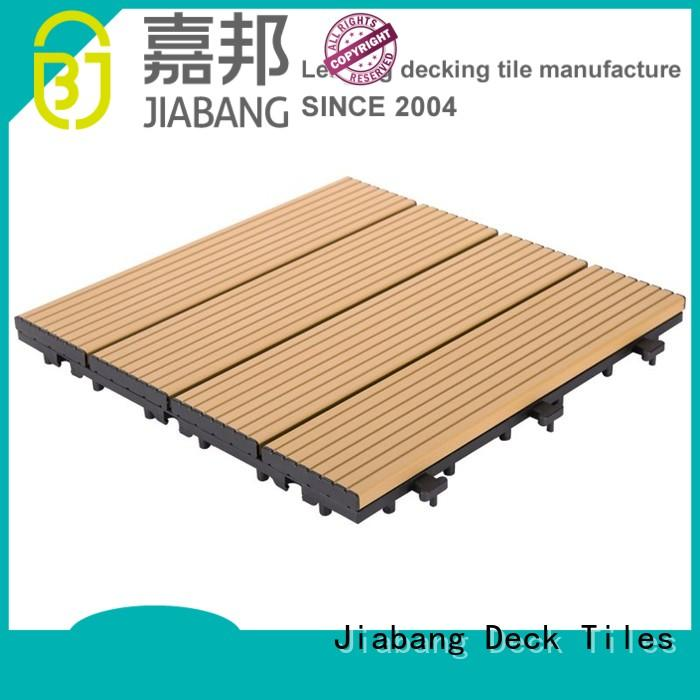 outdoor tiles for balcony light-weight for wholesale JIABANG