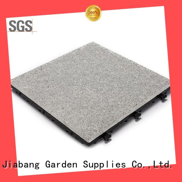 JIABANG granite deck tiles factory price for porch construction