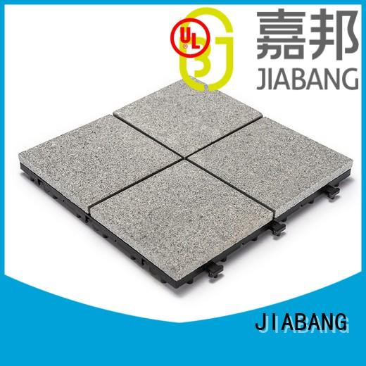Quality JIABANG Brand stone floors granite deck tiles