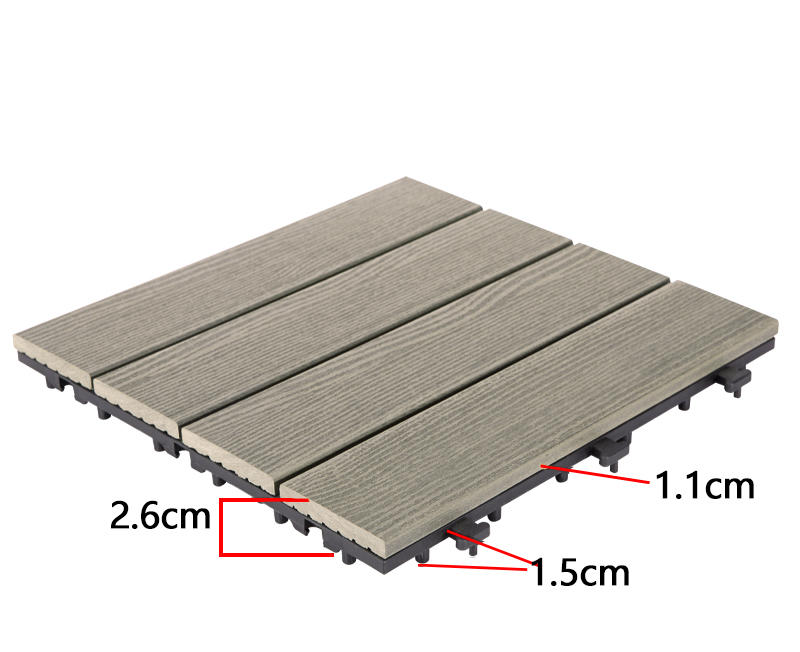 outdoor patio composite tiles at discount top brand JIABANG-3