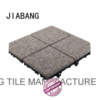 patio 30x30cm granite deck tiles garden JIABANG Brand company