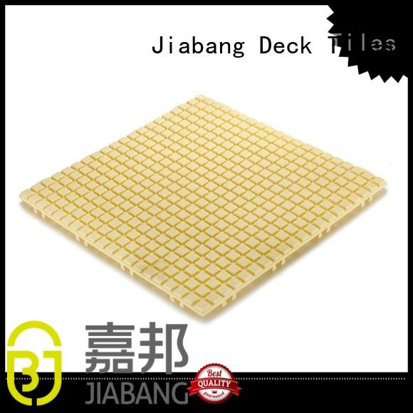 Hot non slip bathroom tiles black JIABANG Brand