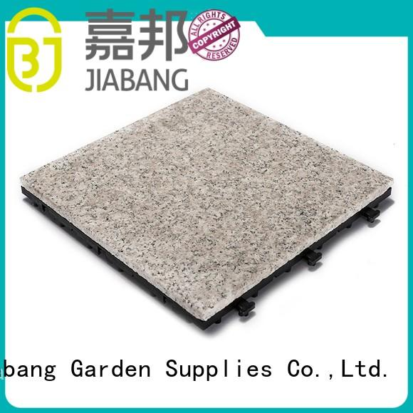 JIABANG low-cost gray granite tile from top manufacturer for porch construction