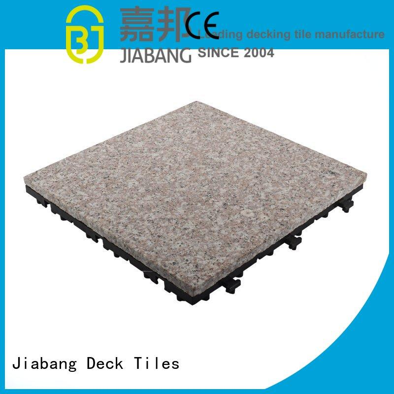 low-cost outdoor granite tiles factory price for porch construction JIABANG