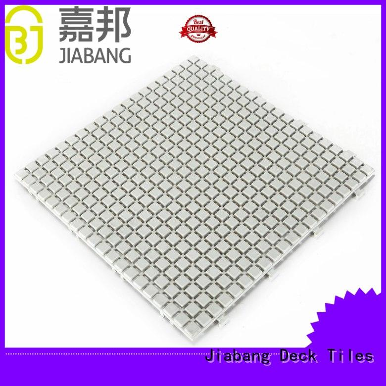 JIABANG bathroom floor plastic wood tiles high-quality for wholesale