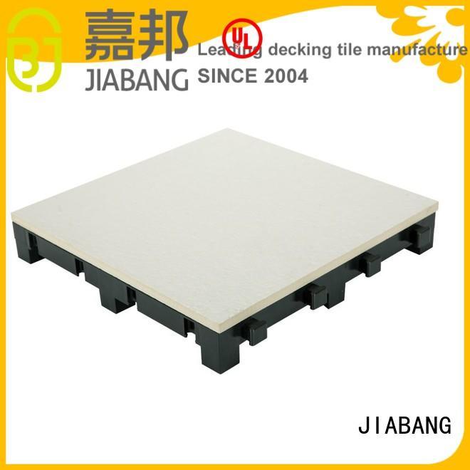 JIABANG top manufacturer porcelain deck pavers exterior