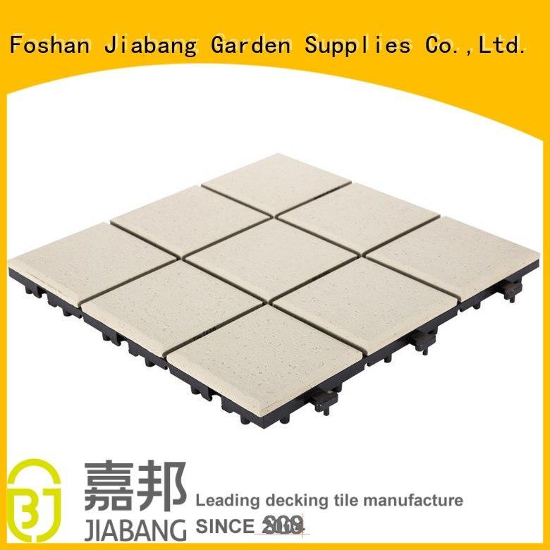 outdoor ceramic tile for patio 08cm ceramic for patio JIABANG