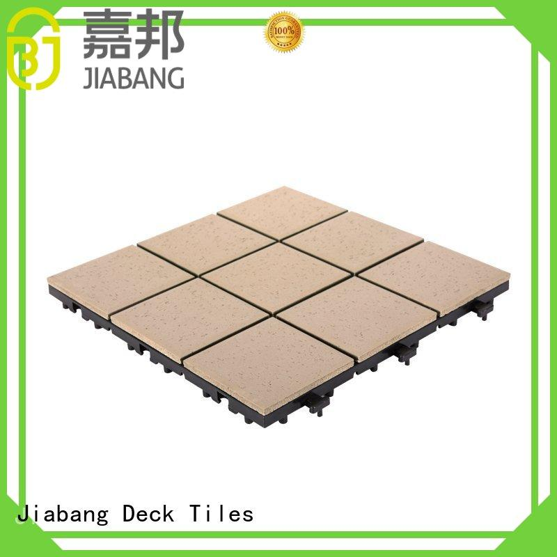 JIABANG porcelain roof outdoor ceramic tile at discount for office