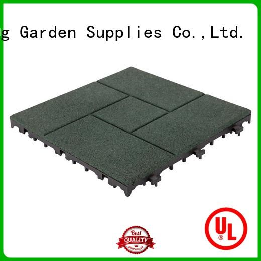 hot-sale interlocking rubber tiles for gym playground cheap house decoration