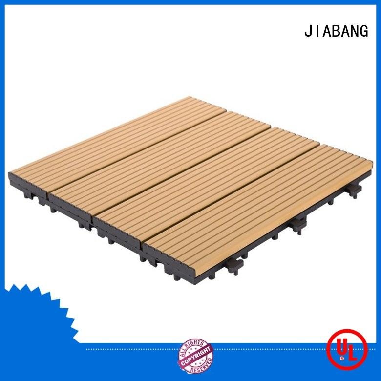 JIABANG modern metal deck boards light-weight for customization