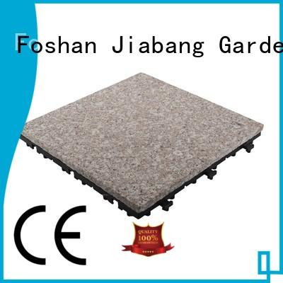 JIABANG granite deck tiles from top manufacturer for sale
